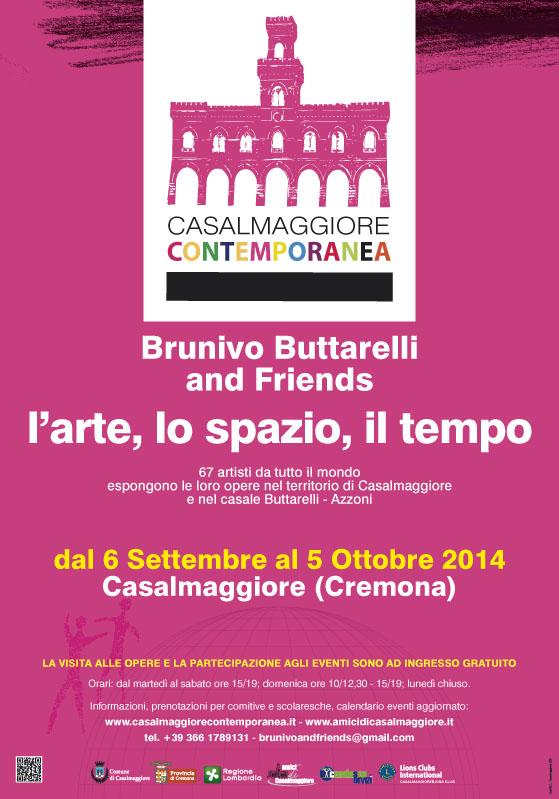 Brunivo Buttarelli & Friends: Casalmaggiore Contemporanea