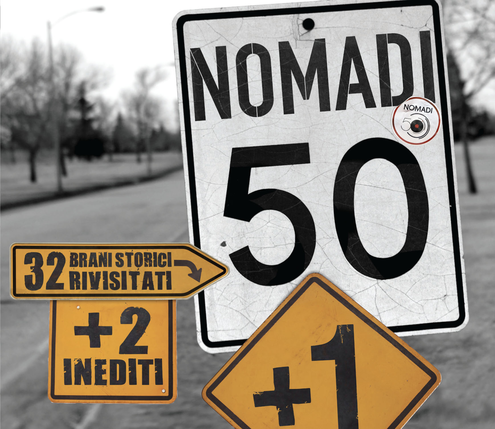 NOMADI: LIVE TOUR TEATRALE 2014