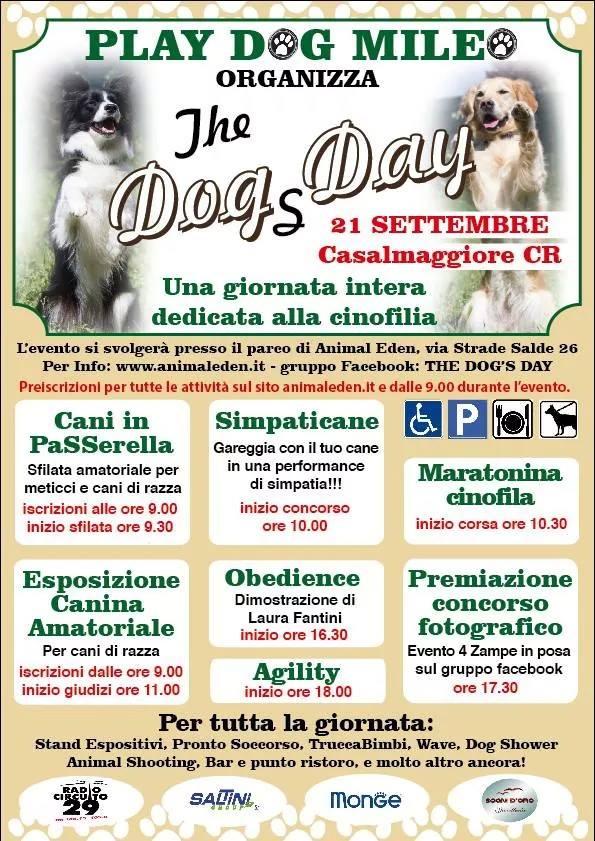 Animal Eden – The Dog's Day