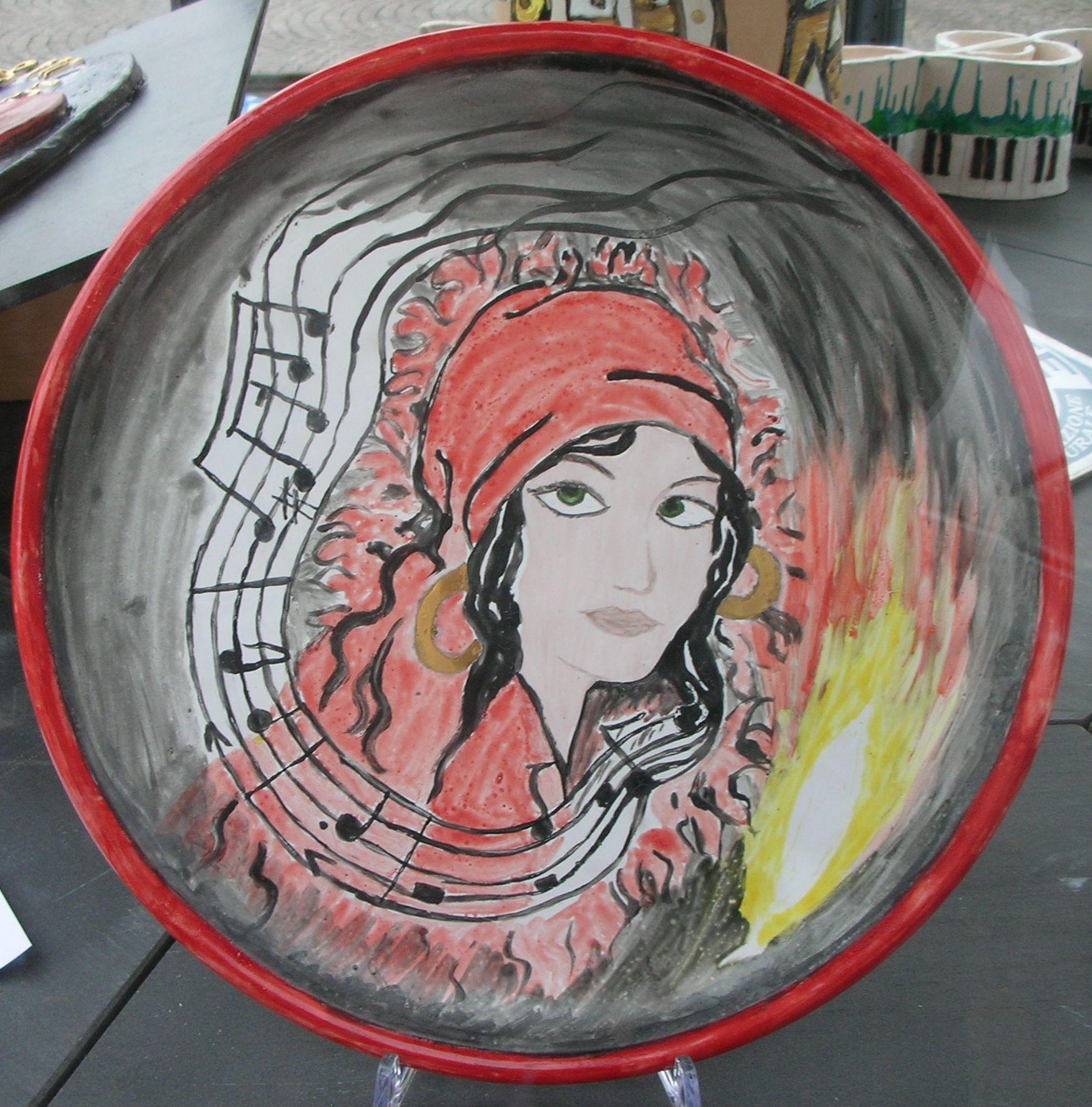 Suoni, musica e colori: esposizioni di Brunella ed Elena Finardi