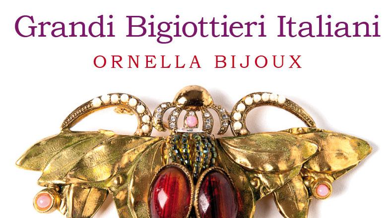 Ornella Bijoux: dal 21 marzo al 17 maggio al Museo del Bijou