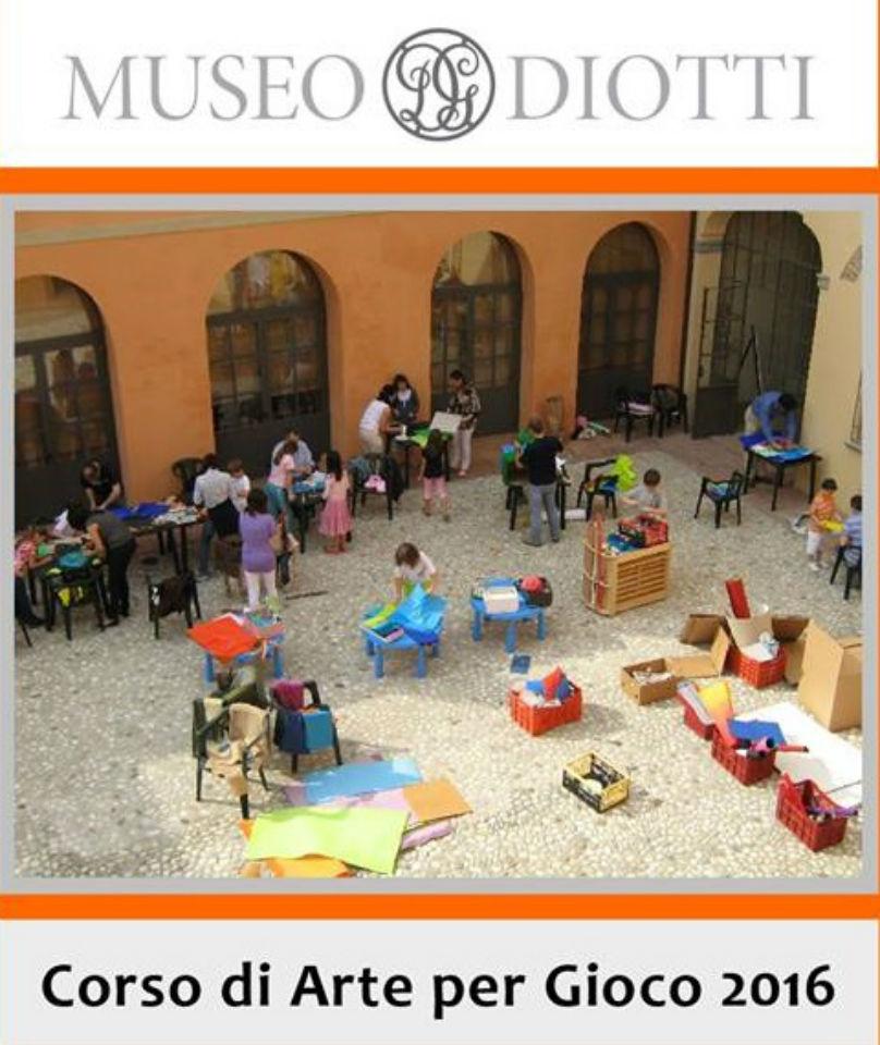 Arte per Gioco 2016 – Museo Diotti