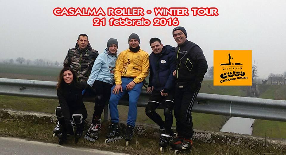 CASALMA ROLLER WINTER TOUR