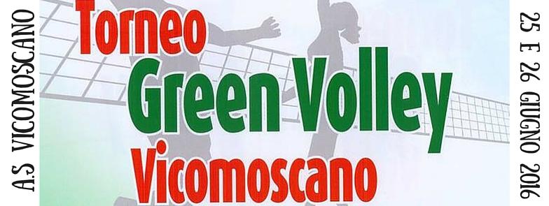 Torneo Green Volley – A.S. Vicomoscano