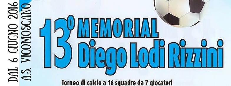 13° memorial Lodi Rizzini – A.S. Vicomoscano