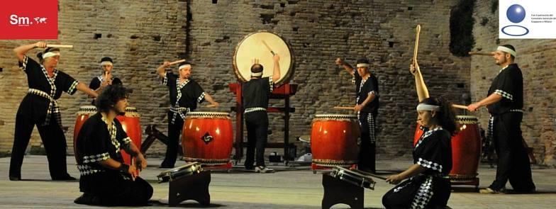 Taiko Wa Do – Spettacolo di tamburi giapponesi