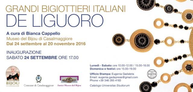 De Liguoro: grande bigiottiere italiano – Museo del Bijou Casalmaggiore (CR)