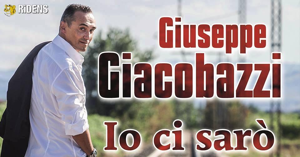 Giuseppe Giacobazzi: Io ci saro'