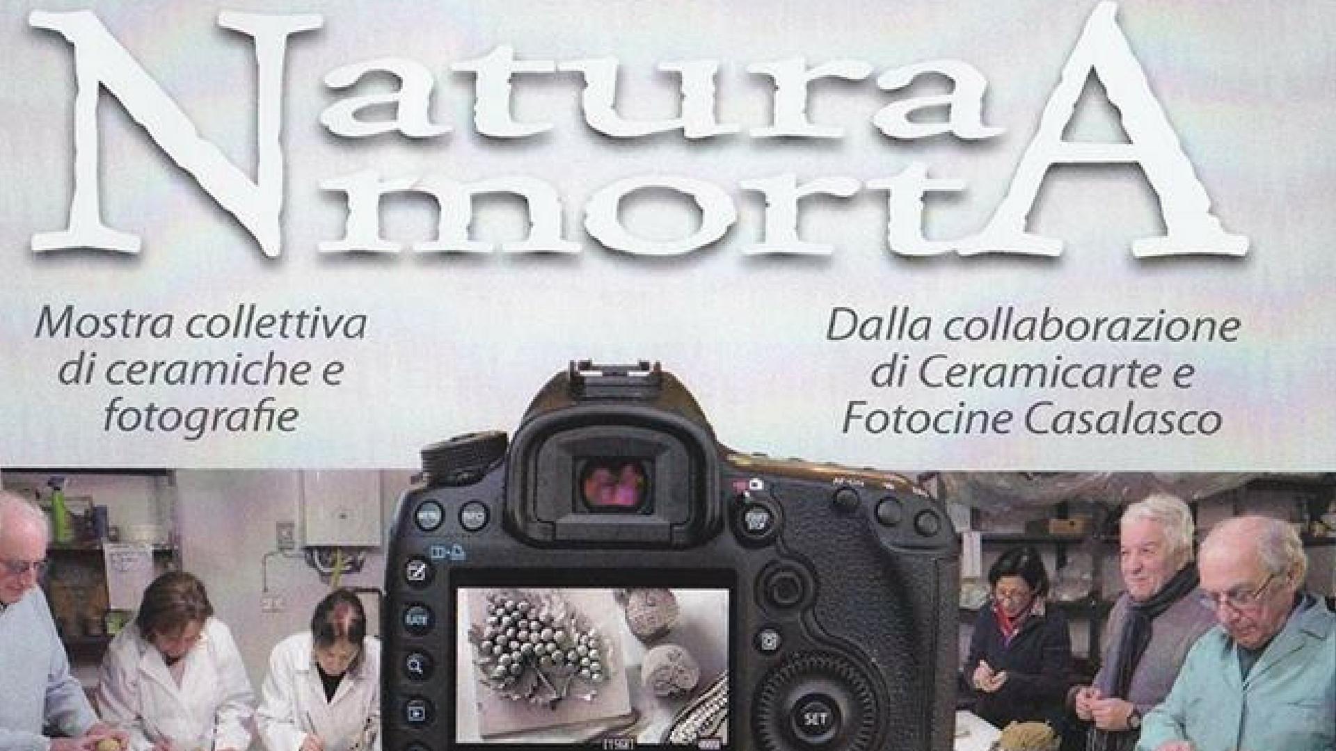 """Mostra collettiva """"Natura morta"""" – Museo Diotti"""