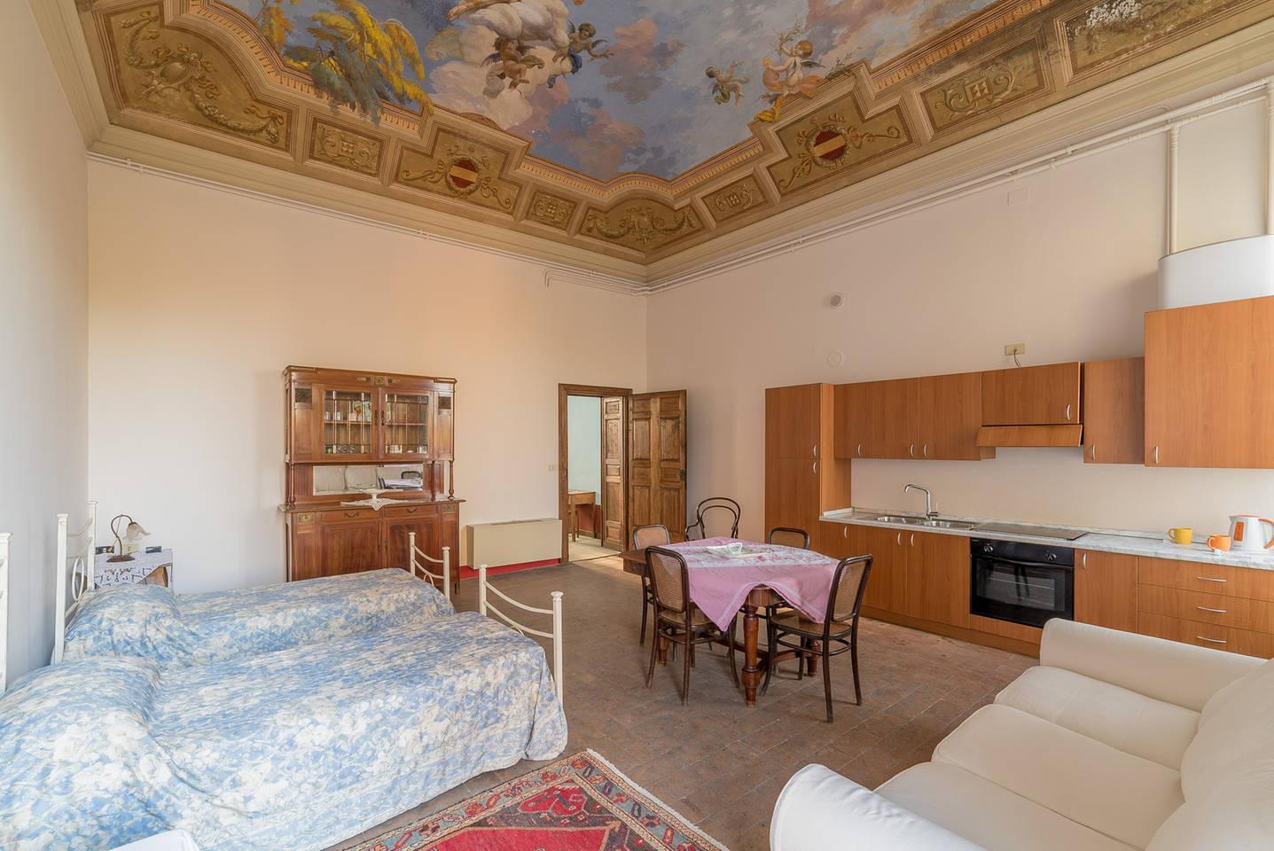 Palazzo Porcelli, Ex Convento 600 a Casalmaggiore