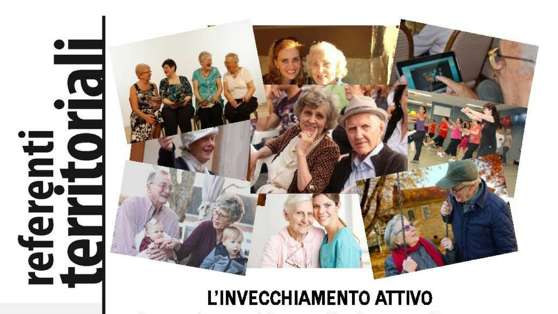 Referenti Territoriali – Invecchiamento Attivo