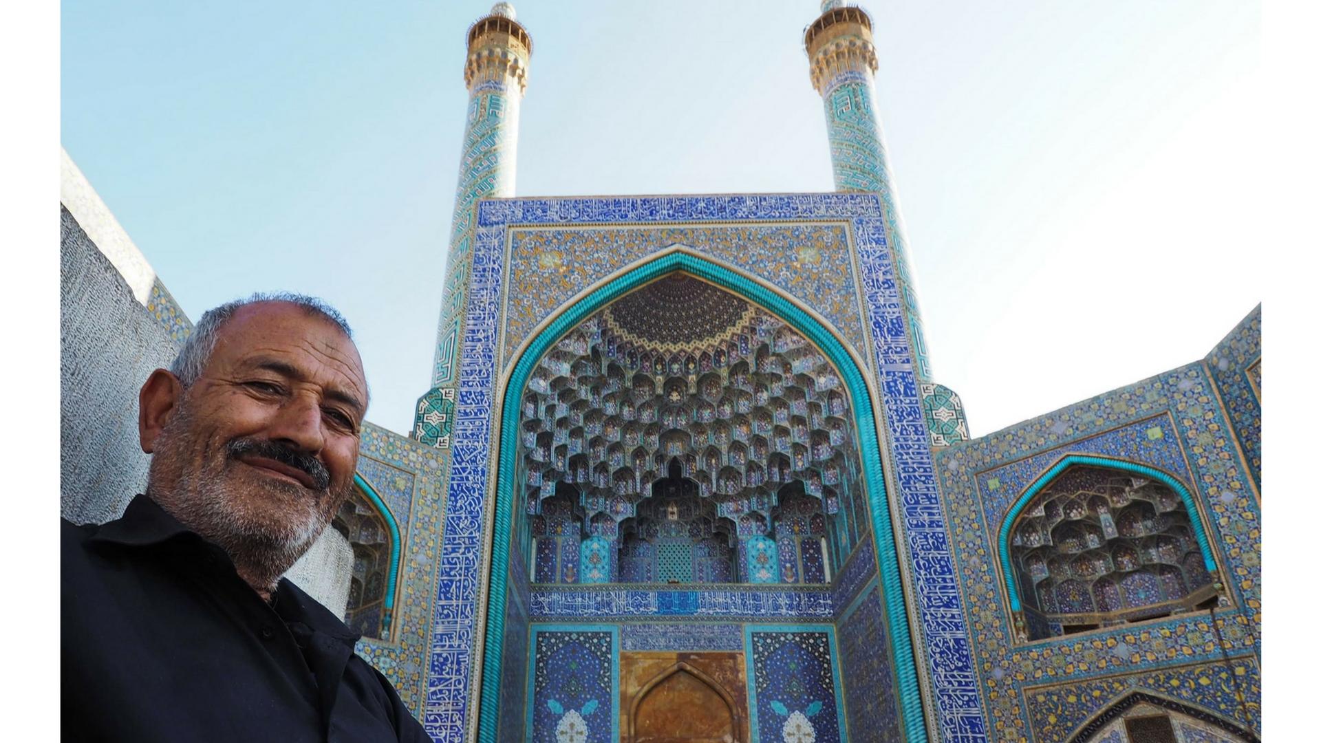 """Mostra fotografica """"Viaggio in Iran"""" di Stefano Anzola – Teatro Comunale"""