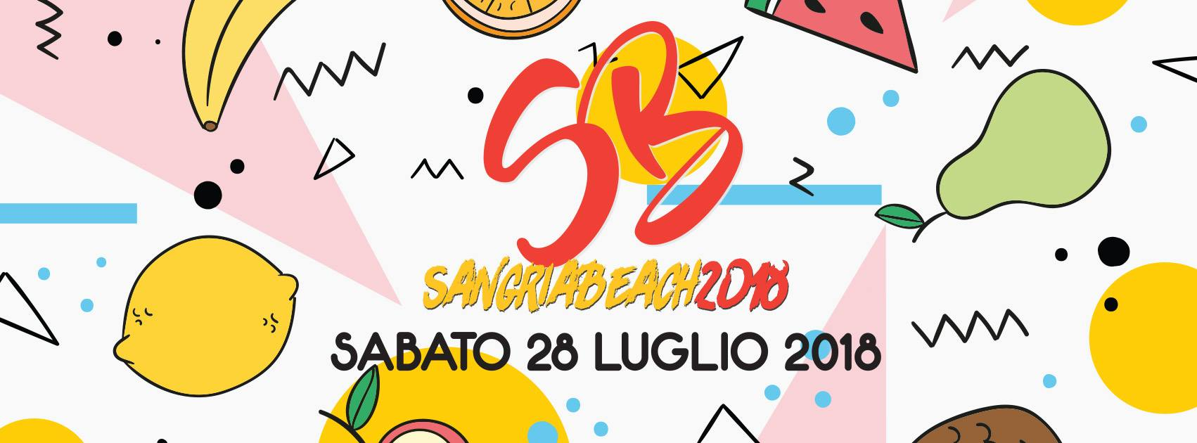 Sangria Beach 2018