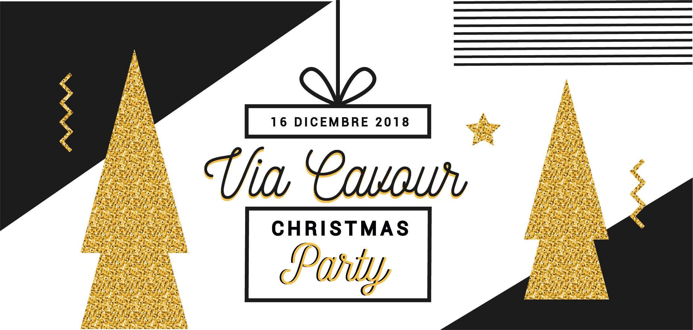 Via Cavour Christmas Party