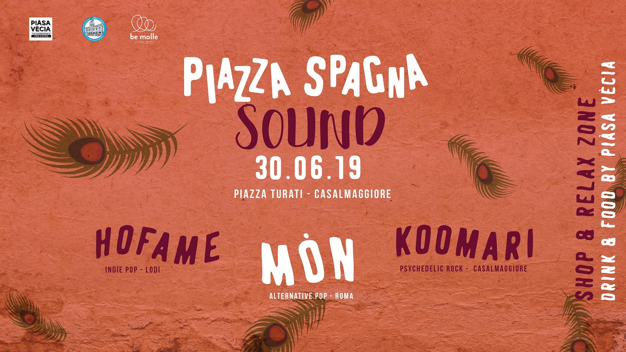 Piazza Spagna Sound 2019